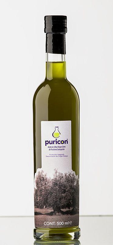 puricon aceite de oliva virgen extra