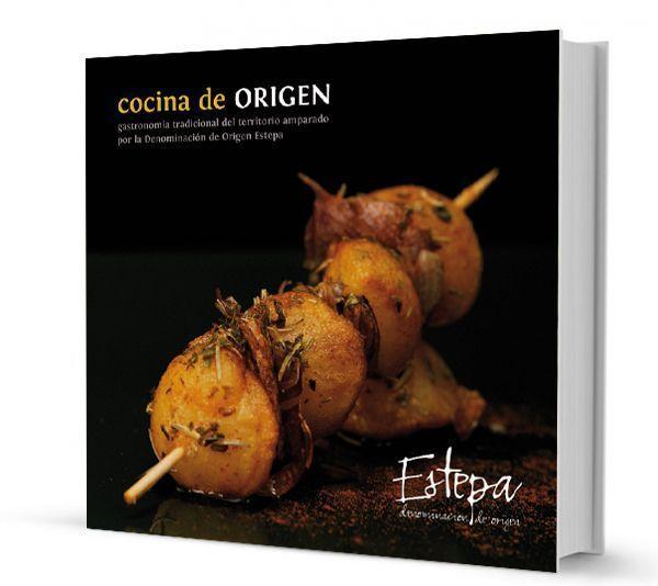 libro cocina de origen