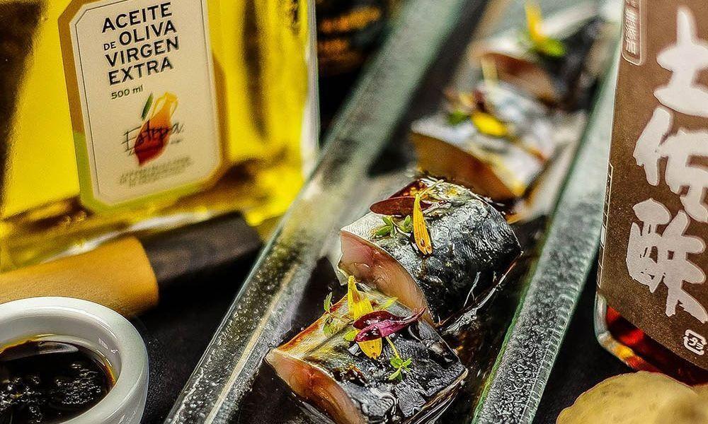 SalsaTeriyaki elaborada con un excelente virgen extra