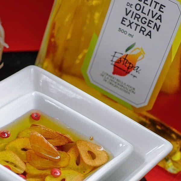 Salsa bilbaína elaborada con el mejor virgen extra