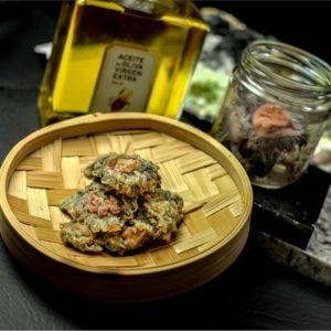 Freír con aceite de oliva virgen extra
