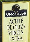 aceite de oliva virgen extra de Oleoestepa