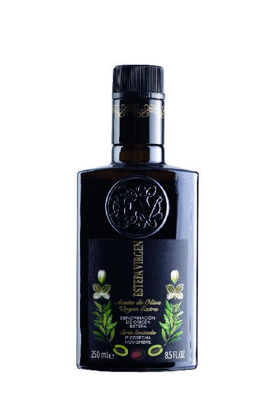 Estepa Virgen, aceite de oliva virgen extra amparado por la Denominación de Origen Estepa