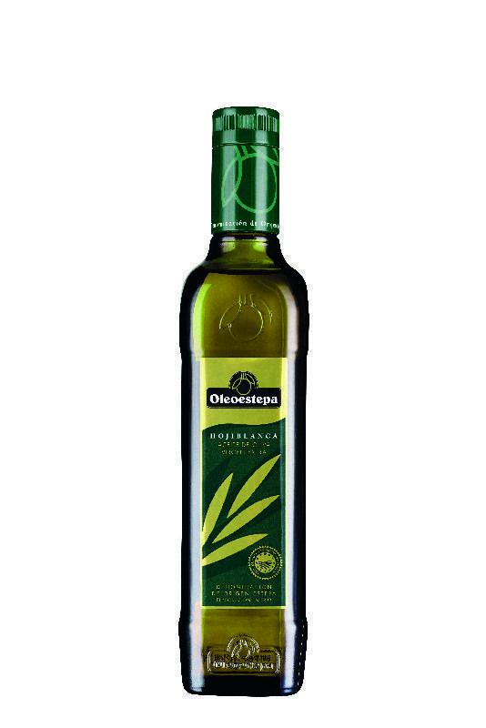 Oleoestepa Hojiblanca, aceite de oliva virgen extra amparado bajo la DOP Estepa