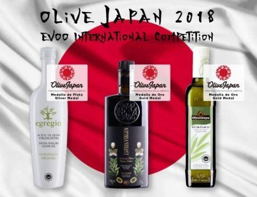 Oleoestepa conquista el mercado oriental con su éxito en Olive Japan 2018