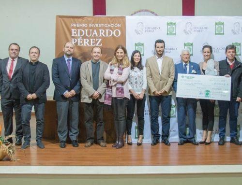 """La I edición del premio """"Eduardo Pérez"""", antesala de una revolución en el olivar y el aceite"""