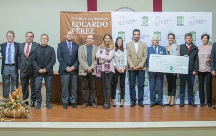 Premio de investigación Eduardo Pérez
