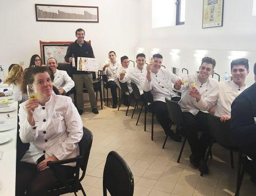 Las principales Escuelas de Hostelería de Málaga eligen a la Denominación de Origen Estepa para formar a sus alumnos
