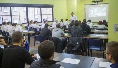 La Escuela del Aceite en Asturias