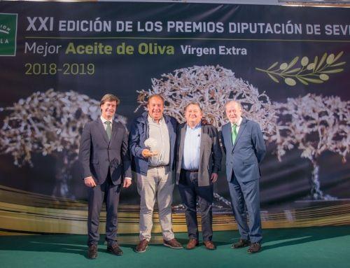 Oleoestepa, nombrado mejor aceite de oliva virgen extra de Sevilla
