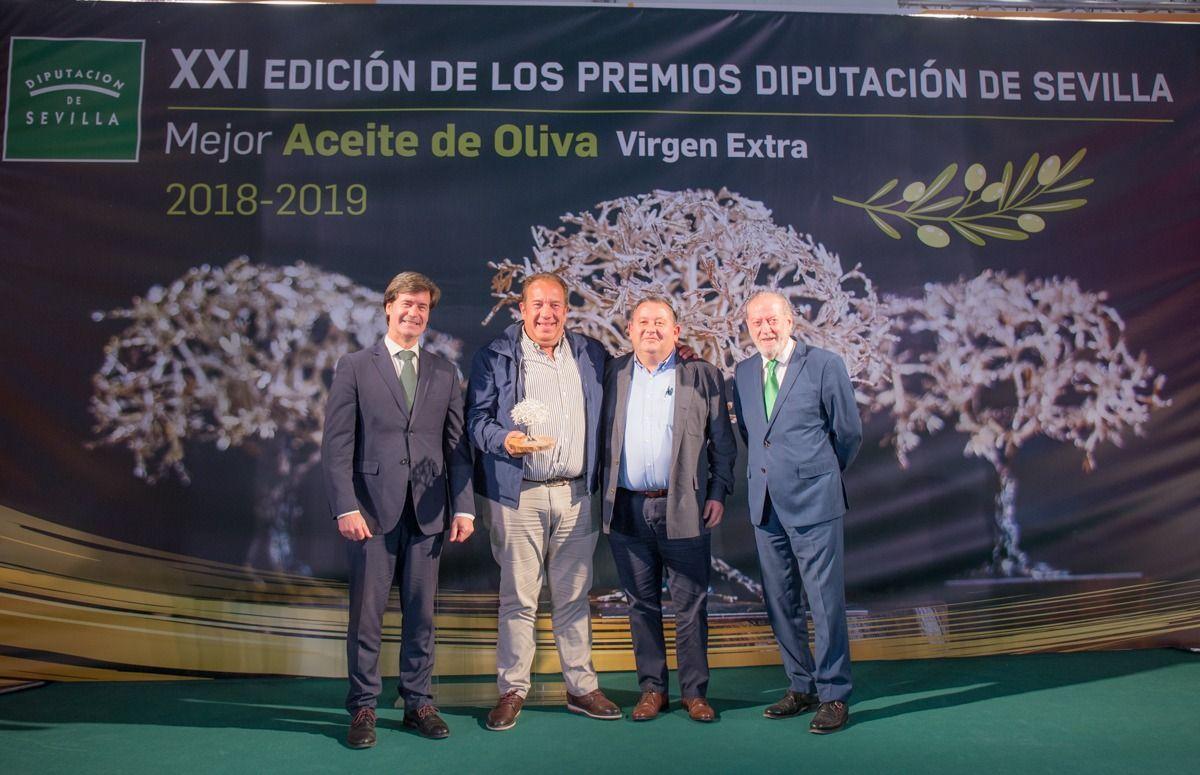 Oleoestepa, el mejor AOVE de Sevilla según los XXI Premios de la Diputación de Sevilla