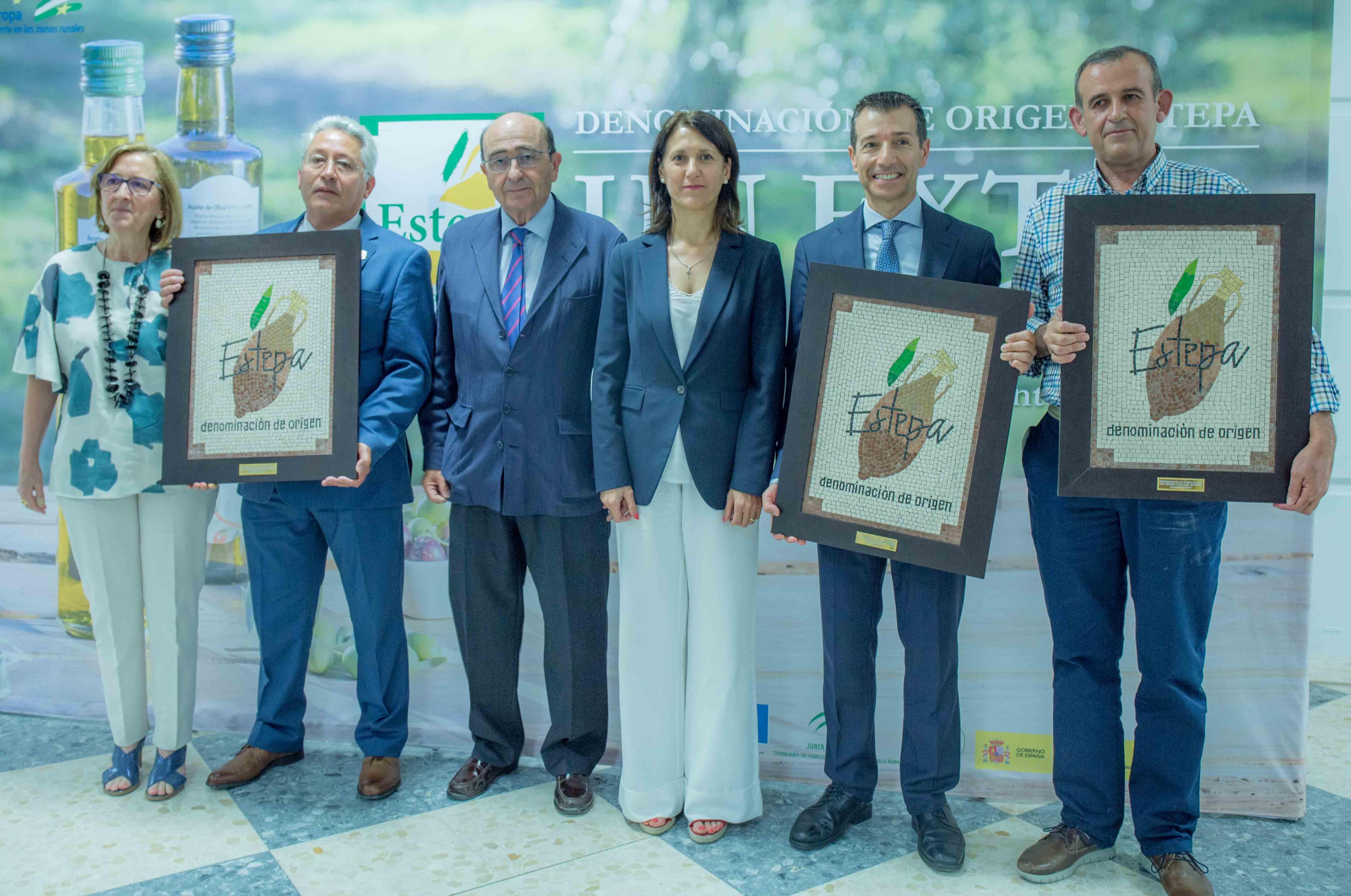 La Denominación de Origen Estepa mira al futuro del olivar en el VII Encuentro Frutado Intenso