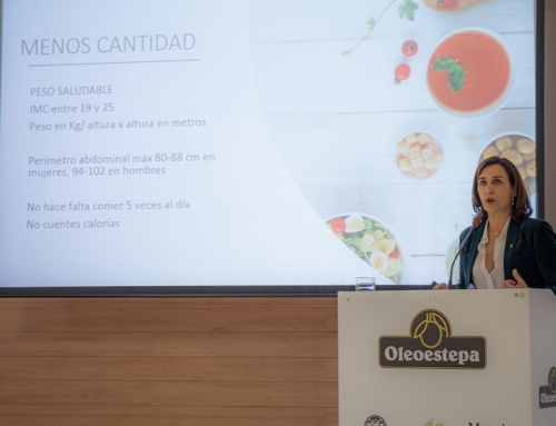 Saludables con Paloma Gil, especialista en endocrinología y nutrición