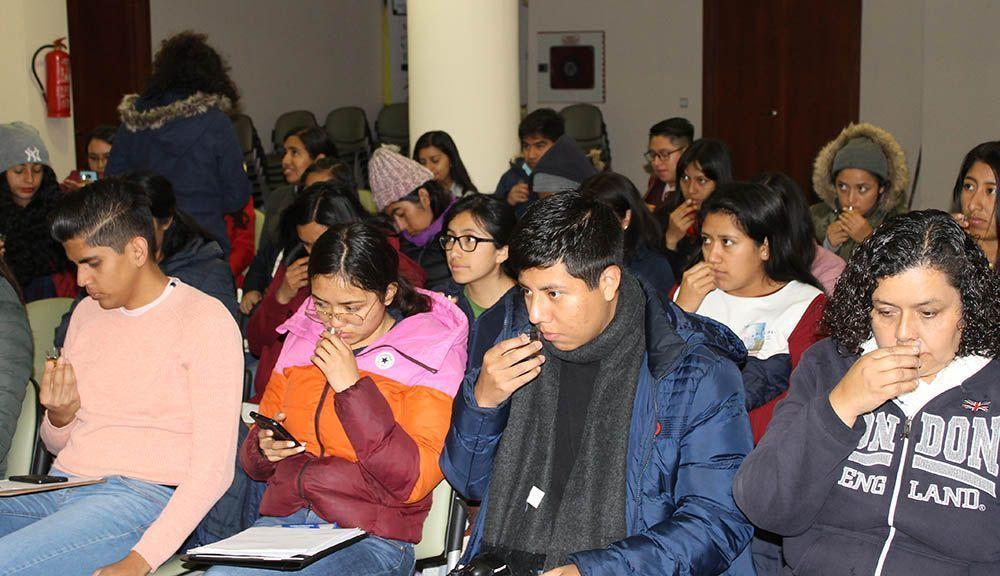 Visita de la Universidad de Chapingo