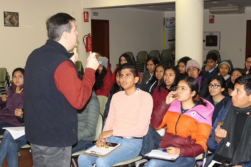 Visita Universidad de Chapingo