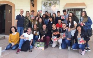 alumnos de MEDAC nos visitan