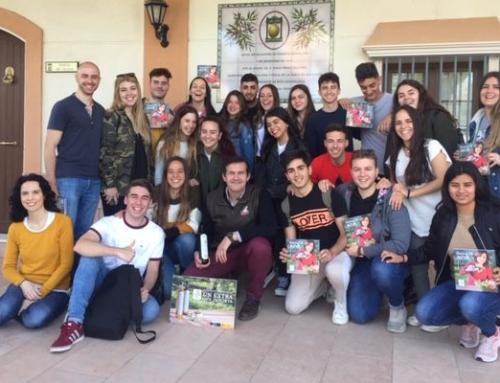 La Denominación de Origen Estepa recibe a los alumnos de dietética de MEDAC