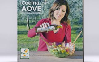 portada libro cocina con aove