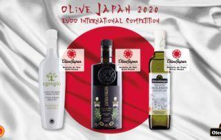 premios obtenidos por Oleoestepa en Japón