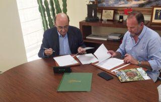 acuerdo D.O.Estepa - Caja Rural del Sur